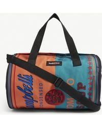 Eastpak - Andy Warhol Campbell's Soup Print Duffle Bag - Lyst