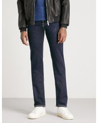 Jacob Cohen - Tailored-fit Straight Jeans - Lyst