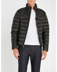 Ralph Lauren Purple Label - Quilted Shell-down Jacket - Lyst