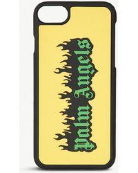 Palm Angels - Burning Logo-print Iphone 7 Case - Lyst