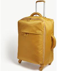 Lipault - Originale Plume Four-wheel Suitcase 65cm - Lyst