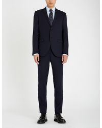 Tiger Of Sweden - Slim-fit Woven Suit - Lyst