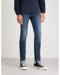 PAIGE - Croft Skinny Jeans - Lyst