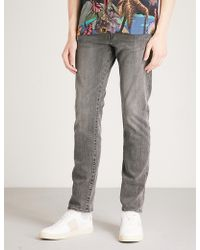 Paul Smith - Slim-fit Tapered Jeans - Lyst