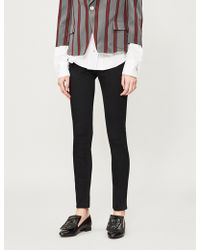 Vivienne Westwood Anglomania - Slim-fit Mid-rise Jeans - Lyst