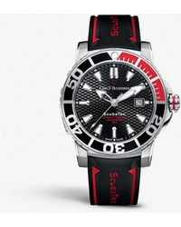 2e587827e1f Carl F. Bucherer - 00.10632.23.33.02 Patravi Scubatec Stainless Steel And  Rubber