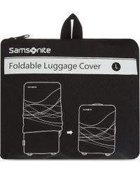 Samsonite - Foldable Luggage Cover Large - Lyst