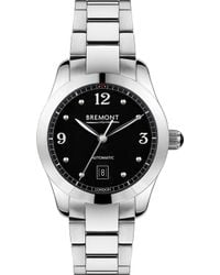 Bremont - 624589 Solo Stainless Steel Watch - Lyst