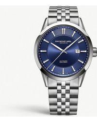 Raymond Weil - 2731.st5.0001 Freelancer Stainless Steel Watch - Lyst