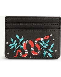 Skinnydip London - Snake Card Holder - Lyst