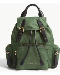 Burberry - The Small Crossbody Rucksack In Nylon - Lyst