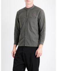 Toogood - Architect Regular-fit Cotton-blend Shirt - Lyst