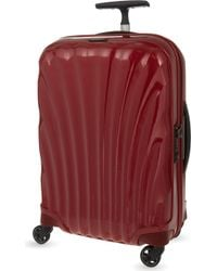 Samsonite - Cosmolite Four-wheel Cabin Suitcase 55cm - Lyst
