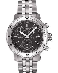 Tissot - T067.417.11.051.01 Prs 200 Stainless Steel Watch - Lyst