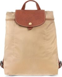 Longchamp - Le Pliage Backpack - Lyst