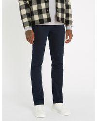 Sandro - Slim-fit Denim Jeans - Lyst