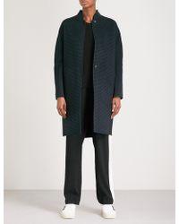 Rag & Bone - Darwen Reversible Wool And Cashmere Blend Coat - Lyst