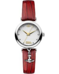 Vivienne Westwood - Trafalgar Stainless Steel Watch - Lyst