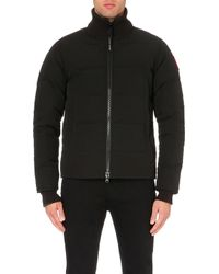 Canada Goose mens outlet official - Shop Men's Canada Goose Clothing | Lyst