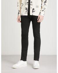 Vivienne Westwood Anglomania - Slim-fit Skinny Stretch-denim Jeans - Lyst