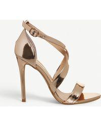 Office - Harper Cross-over Sandals - Lyst
