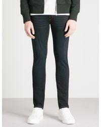PAIGE - Croft Super Slim-fit Skinny Jeans - Lyst
