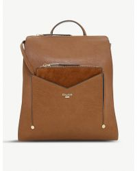Dune - Ducky Faux-leather Backpack - Lyst