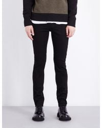 7 For All Mankind - Ronnie Skinny-fit Tapered Jeans - Lyst