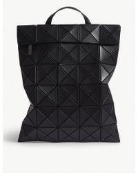 Bao Bao Issey Miyake - Geometric Structure Backpack - Lyst 4ef86c79d546f