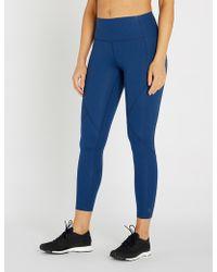 adacf3bf40e2b LNDR - Contour-stitch High-rise Stretch-jersey leggings - Lyst