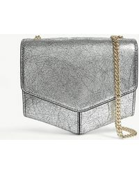 Sandro - Metallic Lou Cross-body Bag - Lyst