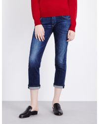 Citizens of Humanity - Emerson Slim-fit Boyfriend Mid-rise Jeans - Lyst