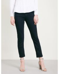 Claudie Pierlot - Papaye High-rise Straight Jeans - Lyst