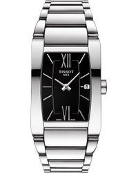 Tissot - T105.309.11.058.00 Generosi-t Stainless Steel Watch - Lyst