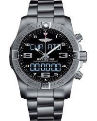 Breitling - Eb5510h1 be79 181 Professional Aerospace Evo Titanium Watch - Lyst