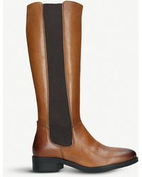 57228bce62c ALDO Sailors Over-the-knee Boots in Black - Lyst