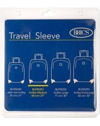 Bric's - Medium Suitcase Cover 68cm - Lyst