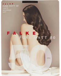 Falke - Pure Matt 50 Denier Tights - Lyst