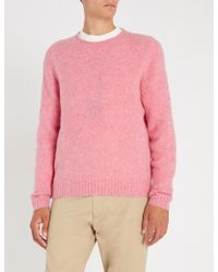Polo Ralph Lauren - Long-sleeve Wool And Cashmere Jumper - Lyst