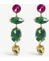 BaubleBar - Constancia Drop Earrings - Lyst