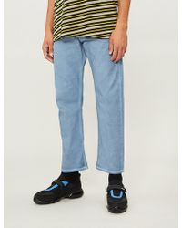 Marni - Overdyed Regular-fit Jeans - Lyst