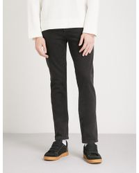 Sandro - Regular-fit Tapered Jeans - Lyst