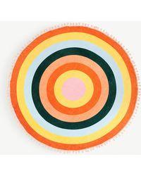 Ban.do - All Around Circle Cotton Towel 152x152cm - Lyst