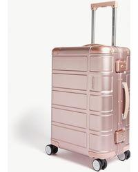 American Tourister - Alumo Four-wheel Cabin Suitcase 55cm - Lyst