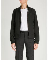 Burberry - Dalham Cotton-twill Jacket - Lyst
