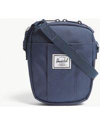 Herschel Supply Co. - Cruz Canvas Cross-body Bag - Lyst