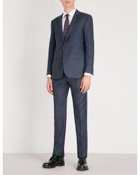 Ralph Lauren Purple Label - Tailored-fit Wool Suit - Lyst