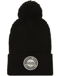 Herschel Supply Co. - Sepp Knitted Bobble Beanie - Lyst