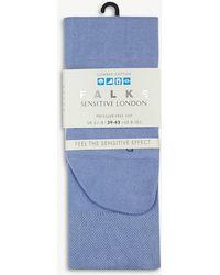 Falke - Sensitive London Cotton Socks - Lyst