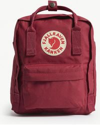 Fjallraven - Kanken Backpack In Red - Lyst